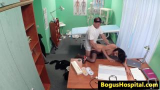 Mature Milf fucked by her patient Bogus Doctor