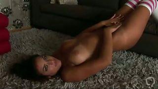 Super Nervous Babe Having Hot Naked Photoshoot