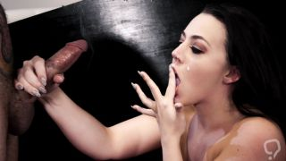 Whitney love the  sensation of fucking inside a coffin