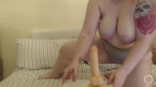 Big Tits Quickie Suck and Fuck