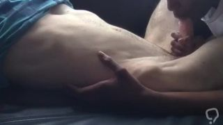 Hot Black Stud GETS HIM OFF IN 4 MINUTES