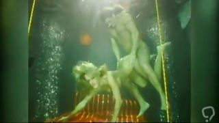 Underwater Fucking With A Smoking Hot Blonde