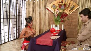 Gaia Serves Up Some Asian Pie With Happy Ending!