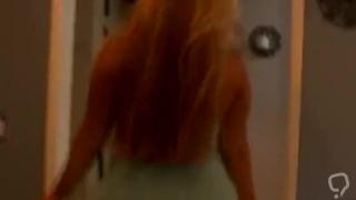 Hot blonde milf goes black