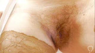 Rough solo by hairy head nurse