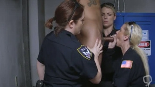 Blonde big tit milf nurse and loves to swallow Don t be black and susp