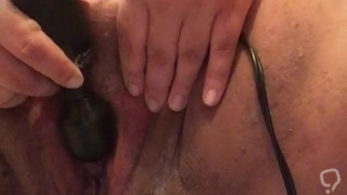 Dripping wet pussy