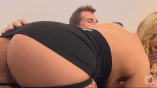 Senior cock for greedy Maria