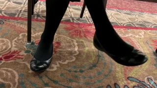Job Interview Shoeplay