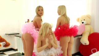 Astounding babes are ready to play
