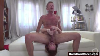 Free Porn Videos | Teen redhead gets her pussy licked and fucked by Rocco