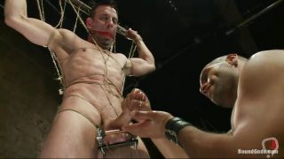Muscled Gay Being Punished Hardcore