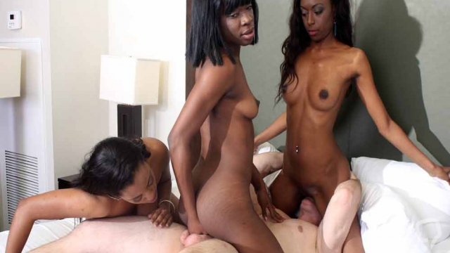 Ebony Bffs looking for a fuck buddy