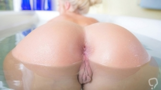 Lovely Payton Simmons has a big delicious ass
