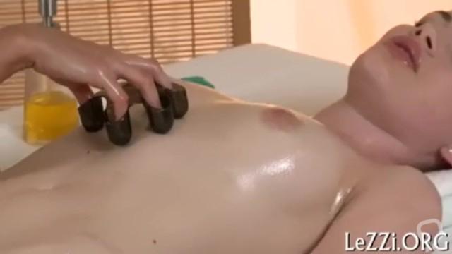 Lesbian sexual massage