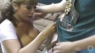 Ava Devine Blows Another Fan!