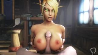 Elf Titfuck [SFM]
