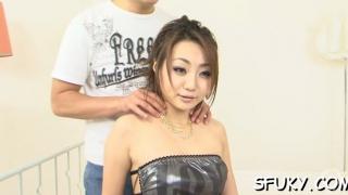 Passionate maiden yuu shiraishi erotically excites