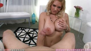 Sexy Milf Charlee Chase Is Happy To Suck A Cock!
