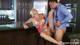 Very Hot Blonde Slut Being Fucked Deep In The Pussy