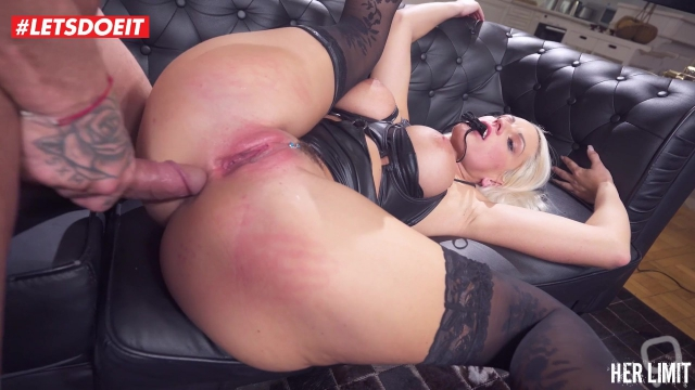 LETSDOEIT - Busty Hottie Blanche Bradburry Gets Hardcore Ass Fucked
