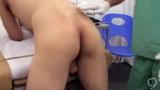 Doctor doing gay sex with patient