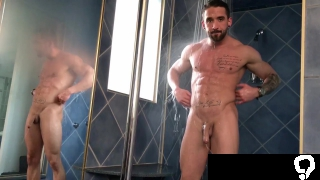 Maskurbate Straight French Canadian Boys Jerking & Shooting Loads