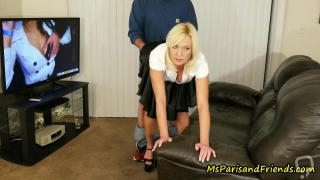 Ms Paris Rose in I Need a REAL Man