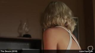 Anjelica Bosboom, Erika Smith, Maggie Gyllenhaal & Emily Meade Nude & Sex