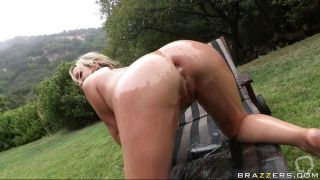 Abbey Brooks Gets A Huge Dick In Her Asshole