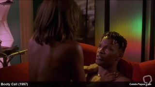Vivica A. Fox & Tamala Jones Topless And Hot Lingerie Movie Scenes
