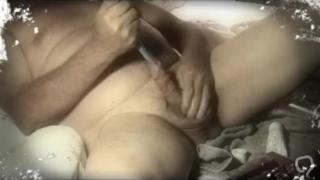man toy slave fetish sounding urethral dildo cock pen 69