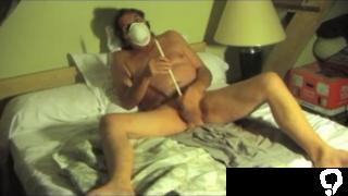 amateur boy slave dildo cock bdsm sounding urethral toy 47