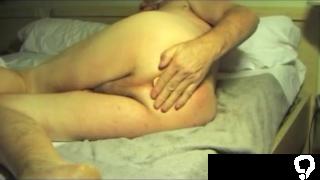 amateur boy slave plug anal dildo toy 74