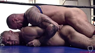 Michael Roman & Seth santoro fight & fuck!