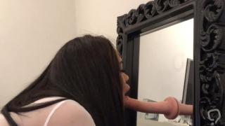 Bimbo Kayla Morris Teasing Your Cock