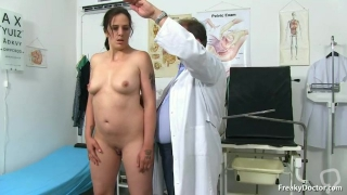 Exclusiveclub Alicia Gyno Exam