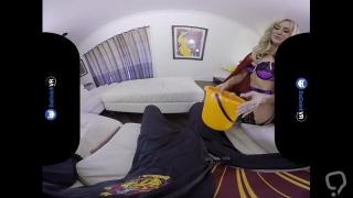 BaDoinkVR.com Busty Blonde MILF Brandi Love Enjoys Your Dick POV