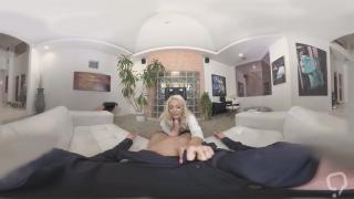 VR 360 - Seth Gamble Fucks His Kinky Boss Nicolette Shea