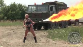 Veronica Zemanova Actiongirls 1