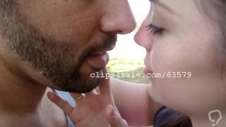 Kissing OV Video 1