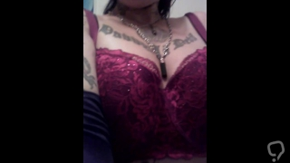 Pretty n Pitty couple in LOVE wet tight peirced pussy huge COCK
