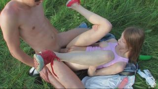 Skinny Babe Beata Gets Her Pussy Drilled By A Hard Cock