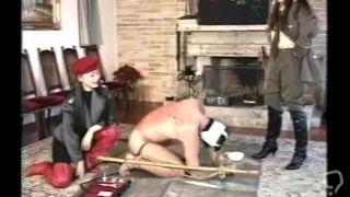 Japanese femdom mean torture boots Kitagawa 130-超大作