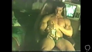 Vintage Muscle Worship - Bodybuilder Sam Pasco aka Colt's Big Max