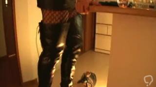 boots fetsih trampling