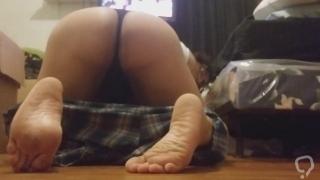Shaking my little ass