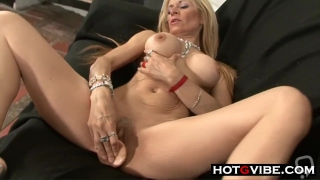 Sexy Grandmother can still handle Big Cocks