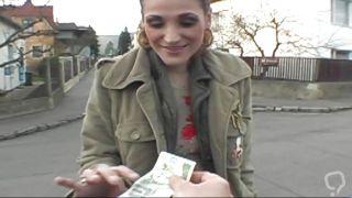 A Money Date With Slutty Sara