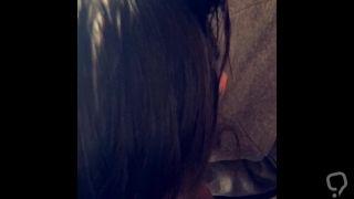 Girlfriend sloppy deepthroat blowjob -SHORT-
